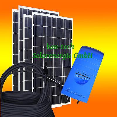 520Watt PV Solaranlage Komplett Set zur Hausnetzeinspeisung für die Steckdose