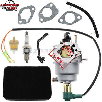 Carburetor Carb For Powermate Pm0146500 6500w 8125 Watts 420cc Gas Generator