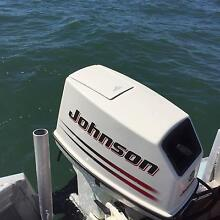 40 HP Johnson Motor Southport Gold Coast City Preview