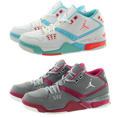Nike 768910 Kids Youth Boys Girls Air Jordan Flight 23 Mid Top Shoes Sneakers