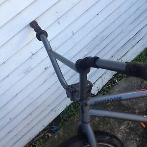 Mongoose bmx ! Need gone asap!! Belmont North Lake Macquarie Area Preview