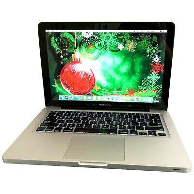 Apple Macbook Pro 13 Laptop / i5 2.3GHz 8GB RAM 256GB SSD / 2 YEAR WARRANTY