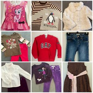 2T Kids Clothes/ Outfits $3-$6
