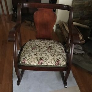 Rocking chair/chaise berçante