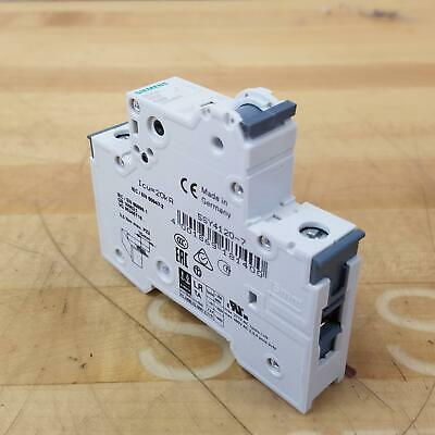 Siemens HED41B020 1-Pole 20-Amp 277V Circuit Breaker 20A 277VAC Type HED4 10