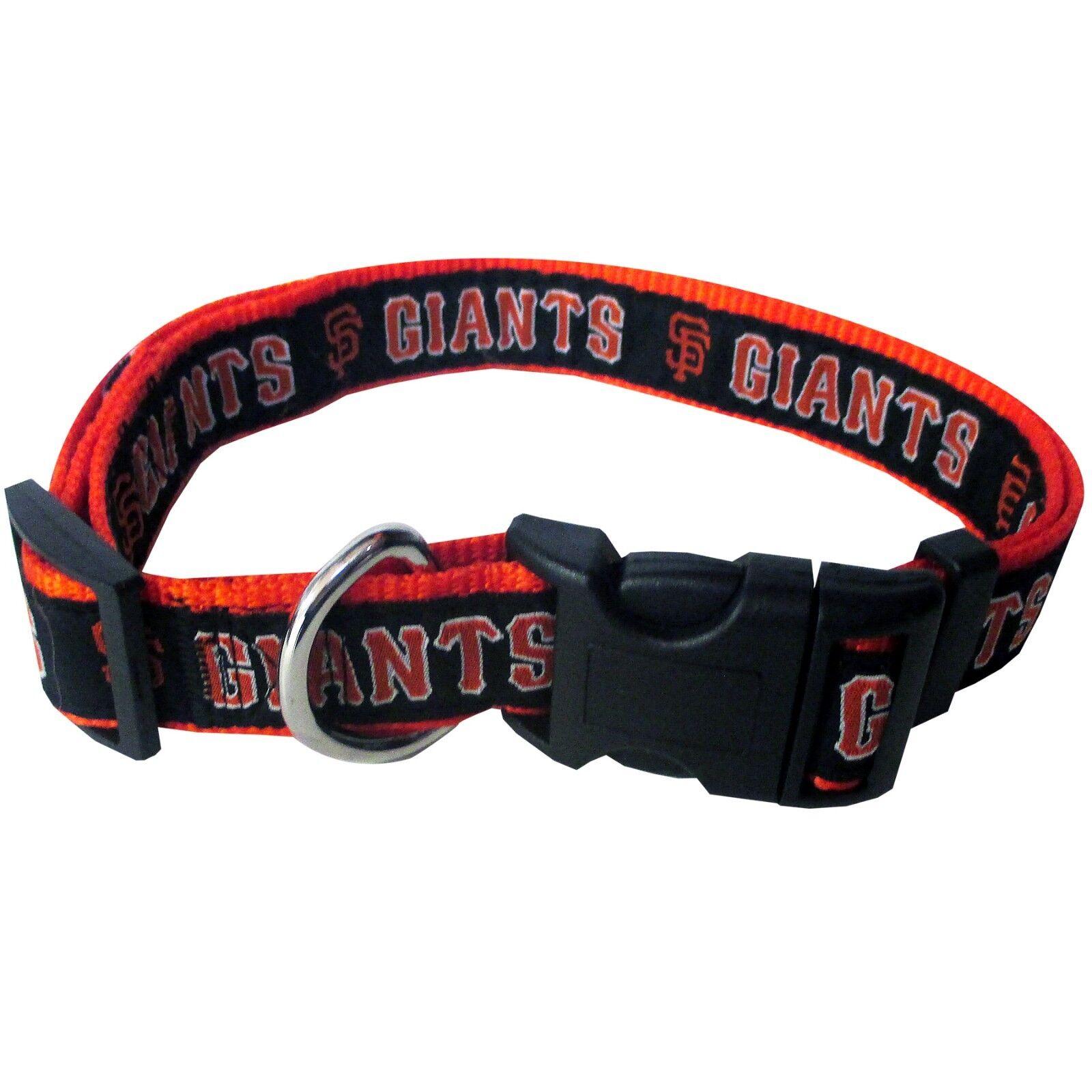 mlb pet collar 4 sizes 29 teams