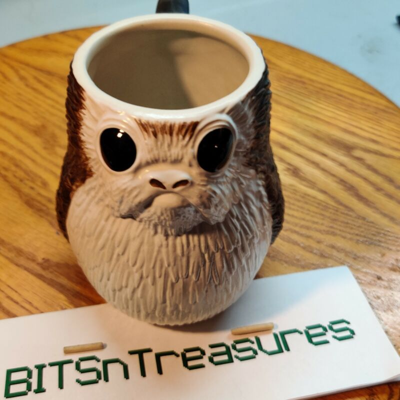 Disney Parks Star Wars Porg The Last Jedi Ceramic Coffee Mug 24 oz