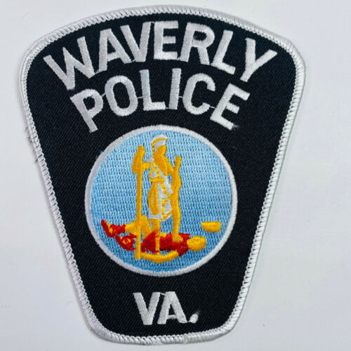 Waverly Police Virginia VA Patch (A1)