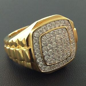 CLEARANCE EVENT: Men's Diamond Rings on SALE