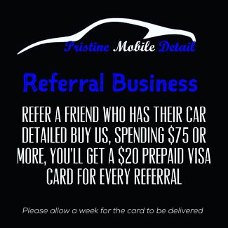 Business Referral Incentive