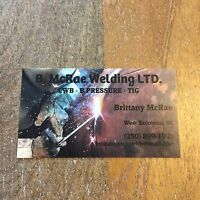 Mobile and Shop Welding in the Okanagan/Thompson Valley