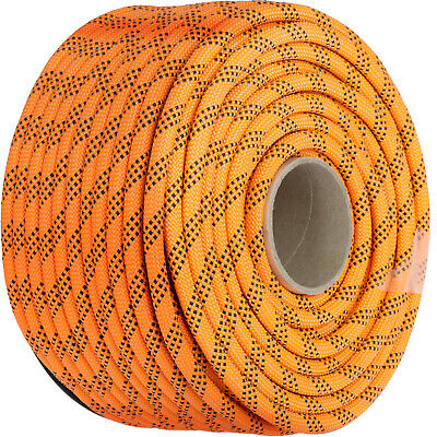 916 Braid Rope Climbing Rope Rigging Line 100ft High Strength Rappelling Rock