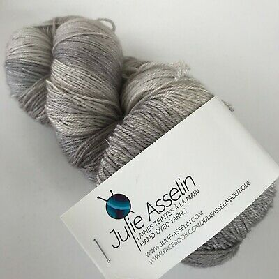 Julie Asselin Merletto Yarn Merino/Cashmere/Silk Lace Weight Color: -