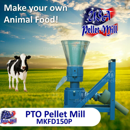 PTO  Pellet Mill For Cow