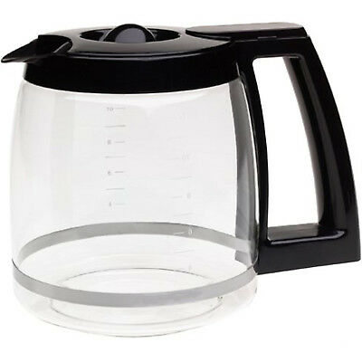 - Replacement Coffee Maker Machine Glass Carafe Jug for Cuisinart DCC-1200PRC