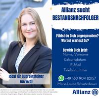 Zeitlich flexibler Nebenjob bei der Allianz- Region Werben Brandenburg - Werben (Spreewald) Vorschau
