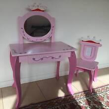 Little Princess Dresser, chair ns clothes stand City Beach Cambridge Area Preview