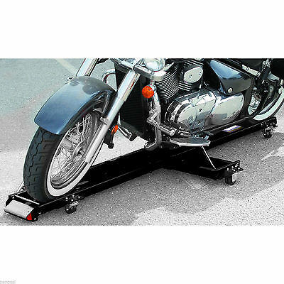 D Pro Tools 566 kgs Heavy Duty Motorcycle Motorbike Dolly Skate Stand Carrier