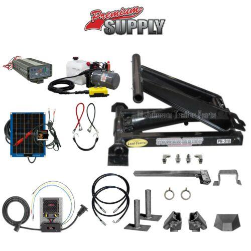 3 Ton Hydraulic Scissor Hoist Kits   PH310   Dump Trailer Scissor lift Kit