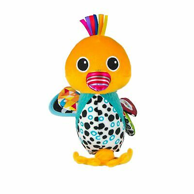 Lamaze Play & Grow Toy, Waddling Wade Duck
