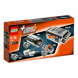 LEGO TECHNIC Power Functions Tuning set 8293 nouveau