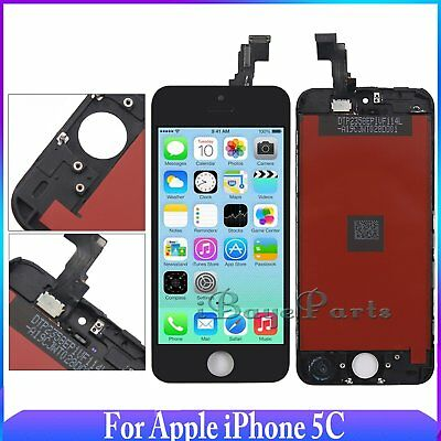 OEM For Apple iPhone 5C Screen LCD Display Touch Digitizer Replacement Black