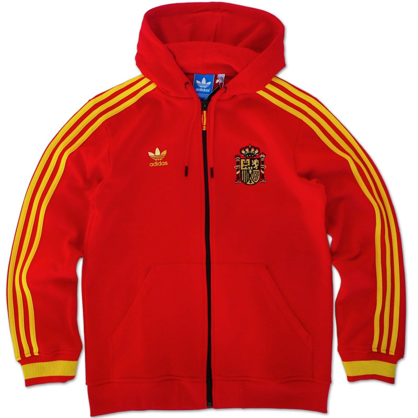 adidas Originals Spanien Jacke Rot