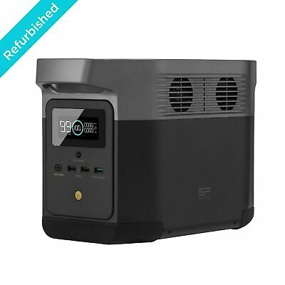 EcoFlow DELTA mini Power Station 882 Wh Power up to 12 Appliances Refurbished