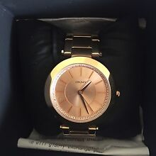DKNY Rose Gold Watch Jindalee Wanneroo Area Preview