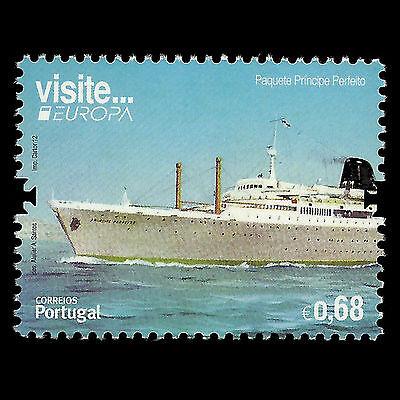 "Portugal 2012 - Boat Ships Europa 2012 ""Visit Portugal"" - Sc 3400 MNH"