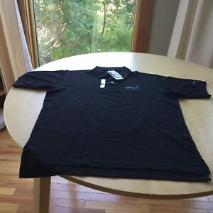UNIQLO Dry polo shirt black men's XL NEW