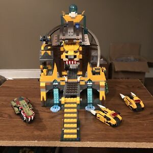 Lego Chima - Lion Chi Temple EUC