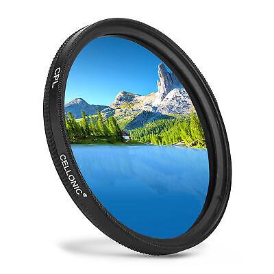 Filtro Polarizzatore CPL 49mm per Canon EF 50mm f/1.8 STM