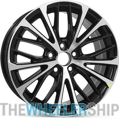 """New 18"""" Replacement Wheel for Toyota Camry SE Hybrid SE 2018 2019 Rim 75221"""
