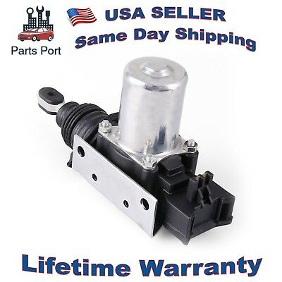 Power Door Lock Actuator  w/ Mounting Bracket Buick Cadillac Chevy GMC Pontiac ()