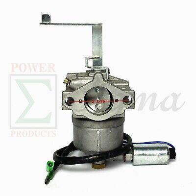 Carburetor Carb With Solenoid For Yamaha Ef6600d Ef6600e Generator Engine
