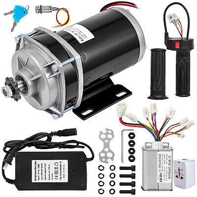 1000w 48v Dc Electric Motor Controller 5 Pcs F Quad Trike Gokart Gear Reduction