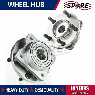 Front Wheel Hub Bearing Assembly For 1996-2006 2007 Dodge Grand Caravan 513123x2