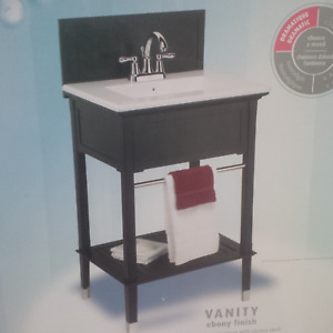 New -VANITY (Sink and Cabinet) - A matching MIRROR also for sale