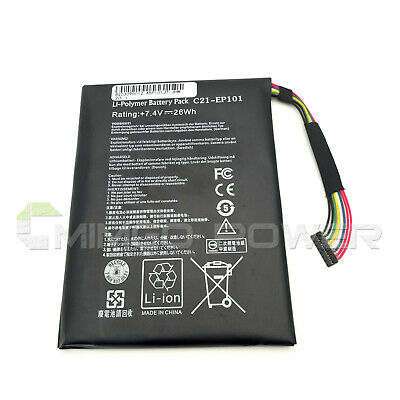 New OEM Battery for ASUS Eee Pad Transformer TR101 TF101 C21-EP101 C21EP101