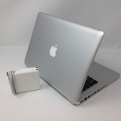 "2010 13.3"" Apple MacBook Pro 7,1 C2D 2.4GHz 4GB 250GB HD A1278 MC374LL/A B GRADE"