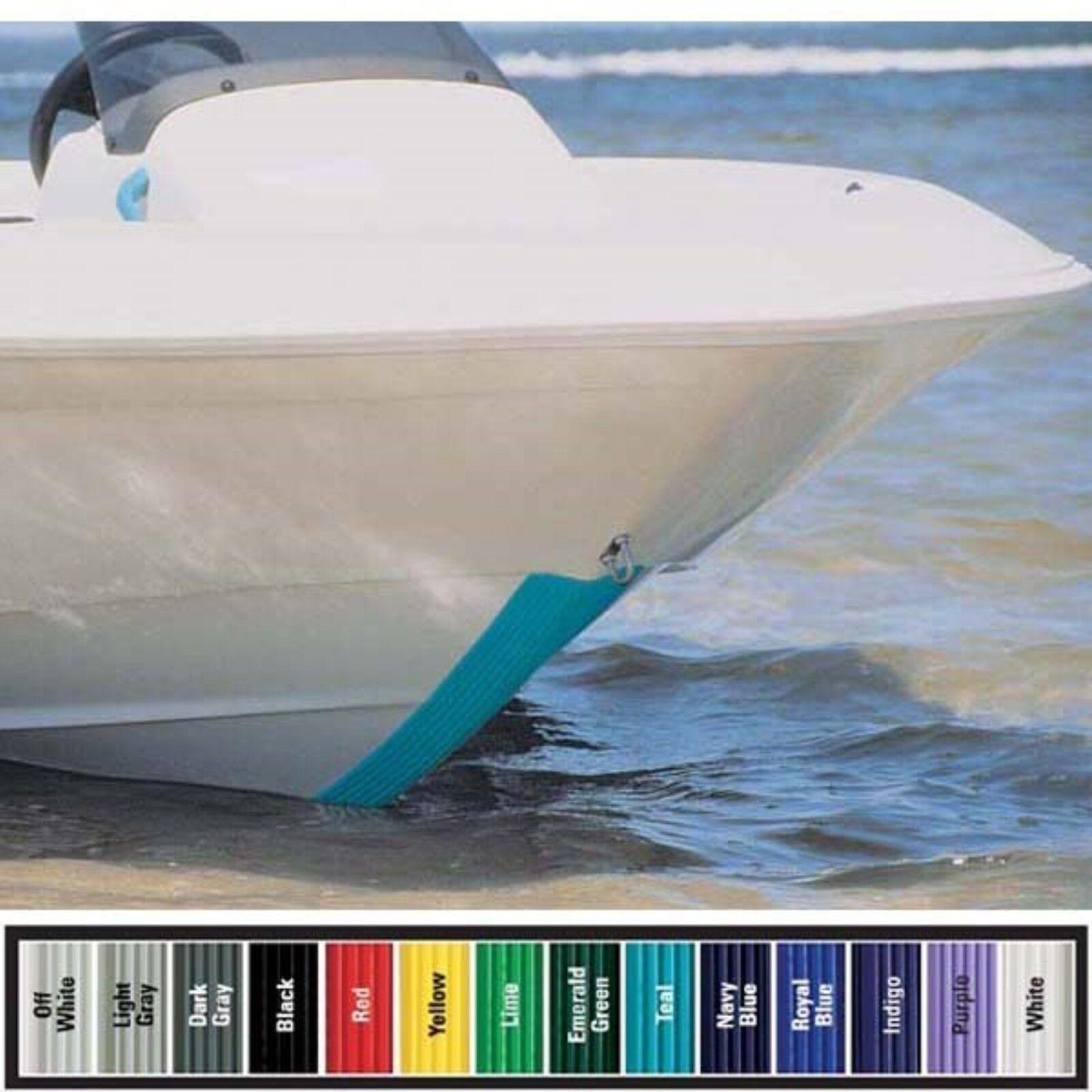 7ft. 3M OFF-WHITE- KeelShield Hull Protector