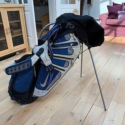 Nike golf stand bag - blue