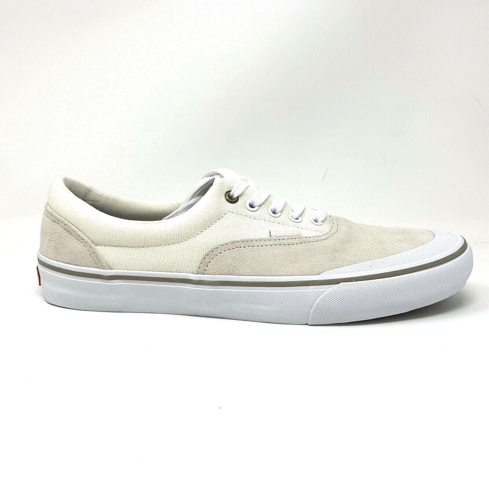 Men's Vans Era Pro Dakota Roche Marshmallow Skate Shoes #VN0