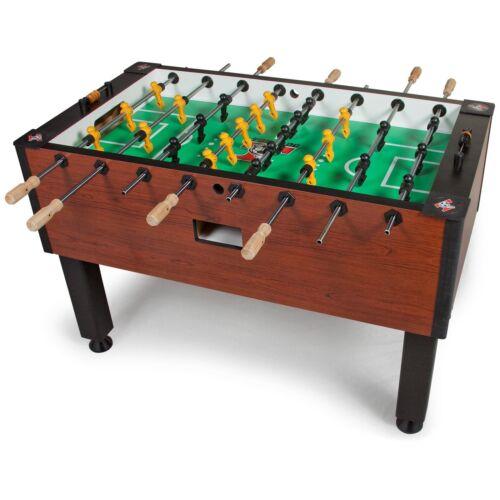 TORNADO ELITE FOOSBALL SOCCER TABLE ~ HOME MODEL / COMMERCIAL QUALITY ~BRAND NEW