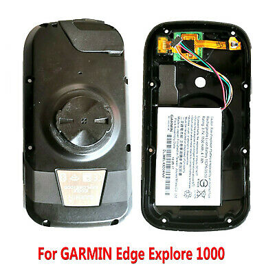 For Garmin Edge Explore 1000 Cycling Bike GPS Battery Back Cover Case w/ Battery