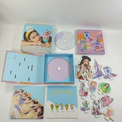 Red Velvet Mini Album Summer Magic Yeri CD Booklet [NO Photocard] K-POP Limited