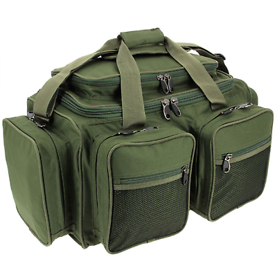 XPR Multi Compartment Carryall Bag Carp Coarse Fishing Tackle Bag