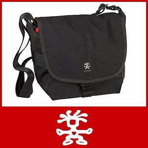 CRUMPLER 4 MILLION DOLLAR HOME CAMERA BAG BLACK - NEW WITH TAGS St Leonards Willoughby Area Preview