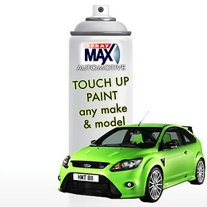Automotive Auto Touch Up Spray Paint Can 1k Acrylic Top Coat Car Truck Bike